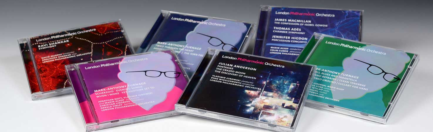 Contemporary music on the LPO Label