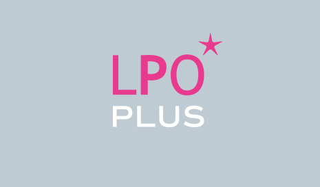 LPO Plus logo