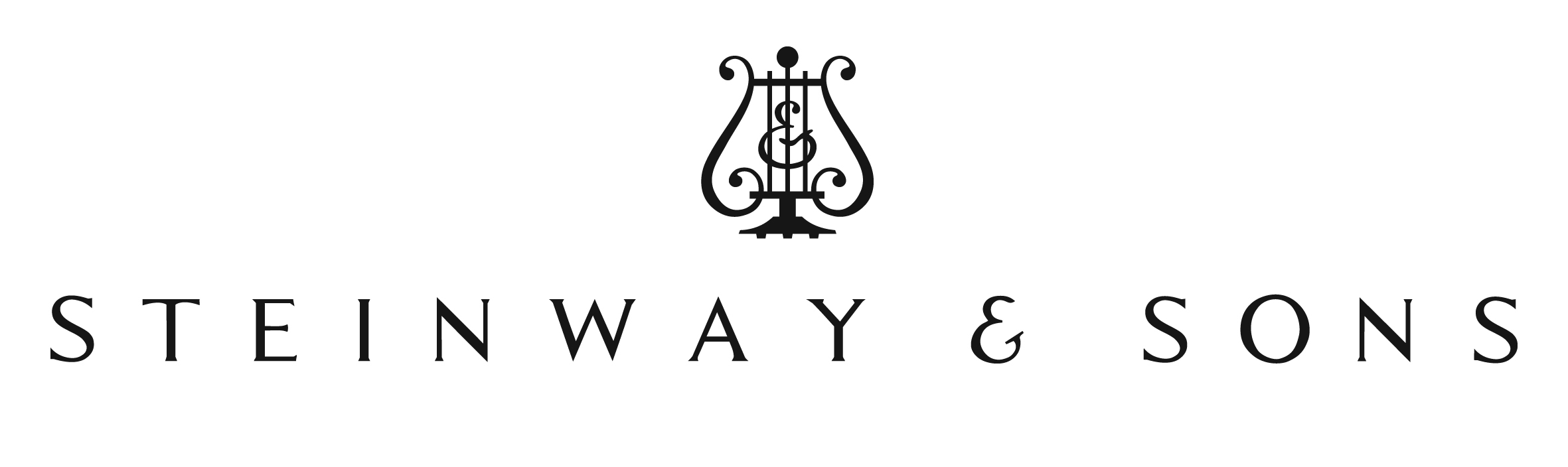 Steinway Sons BW logo High Resolution