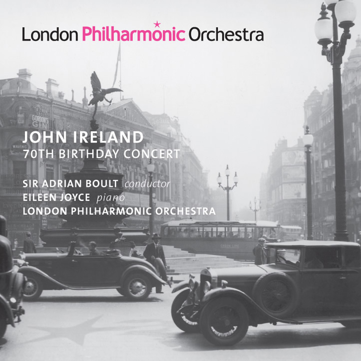 CD: John Ireland – 70th Birthday Concert