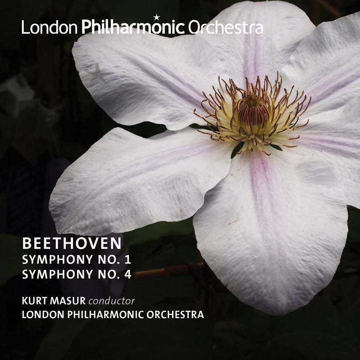 CD: Beethoven – Symphonies 1 & 4   London Philharmonic Orchestra