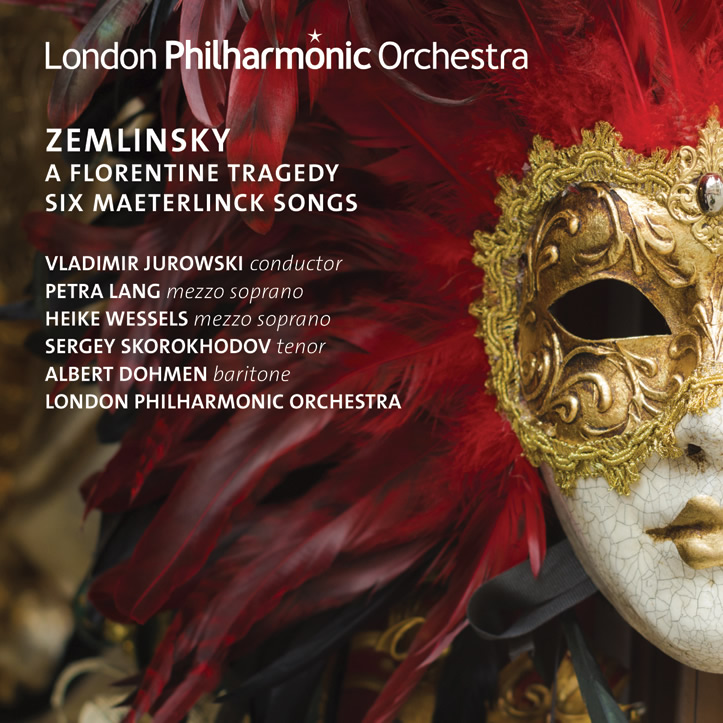 Zemlinsky CD cover