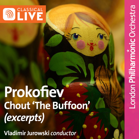 Download: Prokofiev – Chout (The Buffoon)