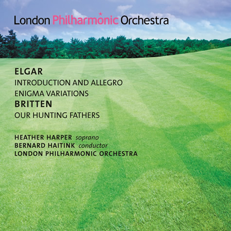 CD: Haitink conducts Elgar & Britten
