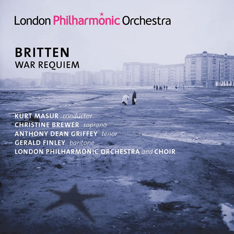CD: Britten – War Requiem