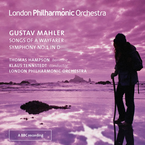 CD: Mahler – Symphony No. 1 & Songs of a Wayfarer