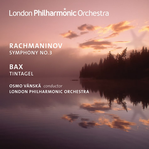 CD: Vänskä conducts Rachmaninov and Bax