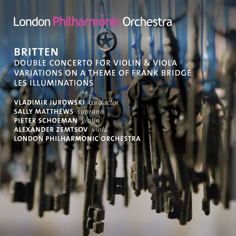 CD: Vladimir Jurowski conducts Britten