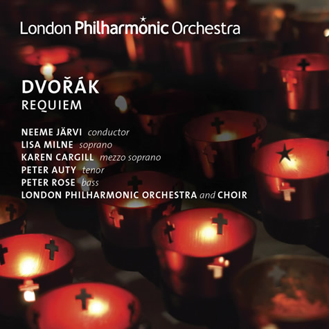 CD: Dvořák – Requiem