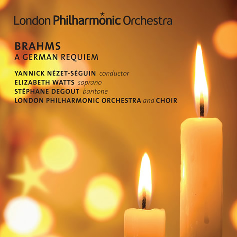CD: Brahms – A German Requiem