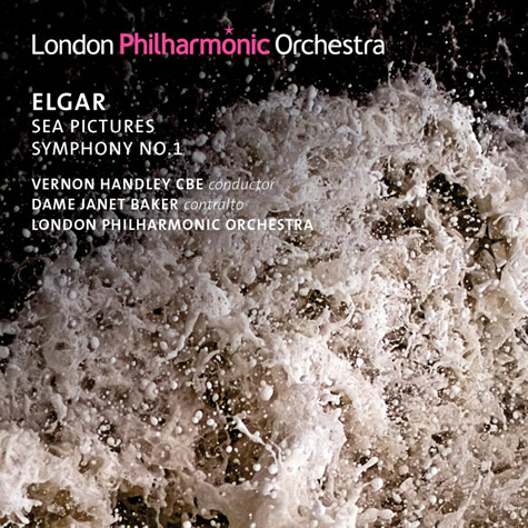 CD: Elgar – Sea Pictures & Symphony No. 1
