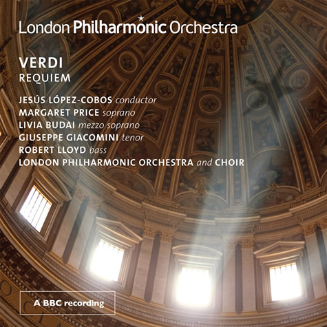 CD: Verdi – Requiem
