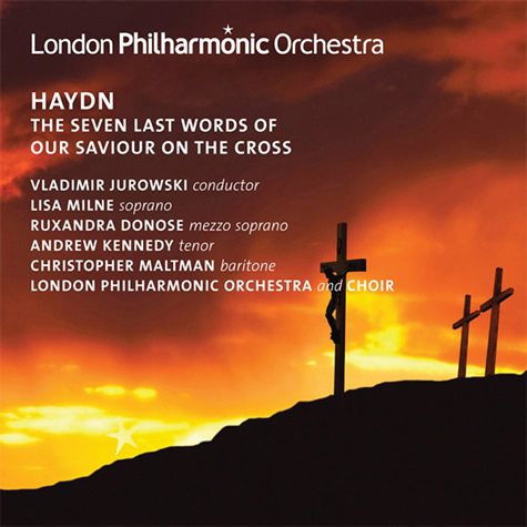 CD: Haydn – Seven Last Words of our Saviour on the Cross