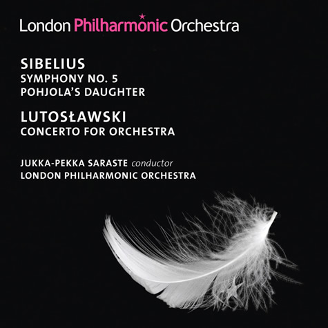 CD: Saraste conducts Sibelius and Lutoslawski