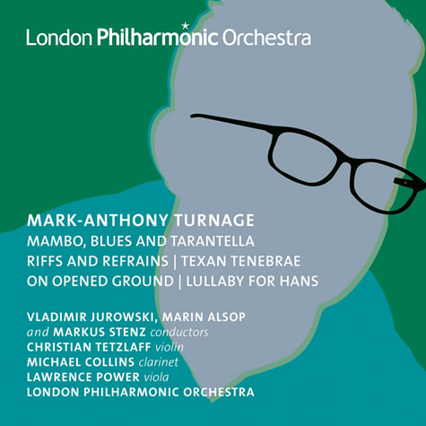 CD: Turnage – Orchestral Works Volume 3