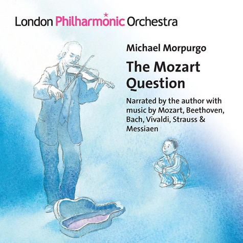 CD: Michael Morpurgo's The Mozart Question