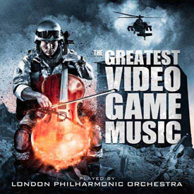CD: Greatest Video Game Music