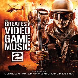 CD: Greatest Video Game Music 2
