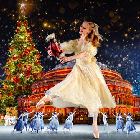 The Nutcracker at the Royal Albert Hall