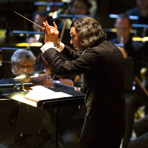 Jurowski conducts Mahler