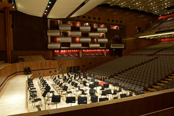 View from choir D58