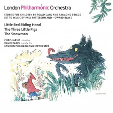 CD: Music for Children: Little Red Riding Hood, The Three Little Pigs & The Snowman