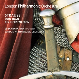 CD: Haitink conducts Strauss