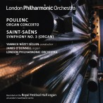 CD: Poulenc & Saint-Saëns organ works