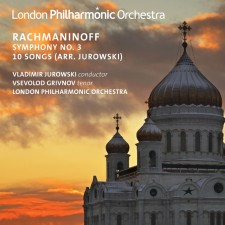 CD: Rachmaninoff – Symphony No. 3 / 10 Songs