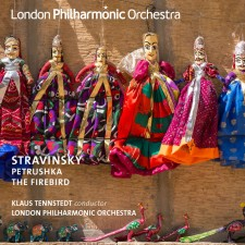 CD: Stravinsky Petrushka and The Firebird