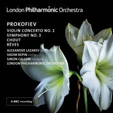 CD: Prokofiev Symphony No. 3 and Chout