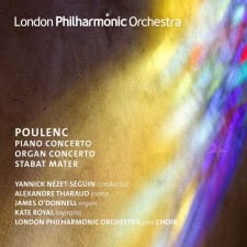 CD: Poulenc Stabat Mater and Concertos