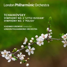 CD: Tchaikovsky Symphonies Nos. 2 and 3