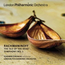 CD: Rachmaninoff The Isle of the Dead