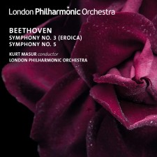 CD: Beethoven Symphonies Nos. 3 and 5