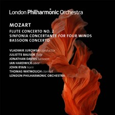 CD: Mozart Wind Concertos