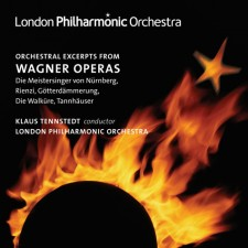 CD: Tennstedt conducts Wagner opera excerpts