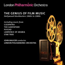 CD: Genius of Film Music 1960s-80s