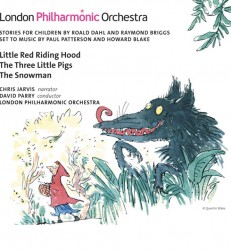 Holst CD cover