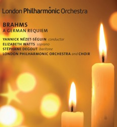 Brahms CD cover