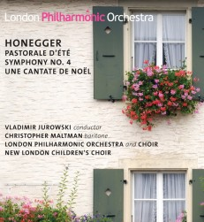 CD: Honegger