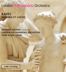 Ravel CD cover