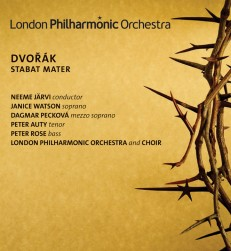 Dvořák CD cover