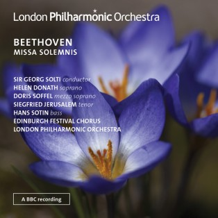 New CD release: Beethoven's Missa Solemnis
