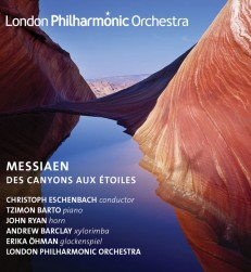 Messiaen CD cover