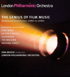 Film music CD cover